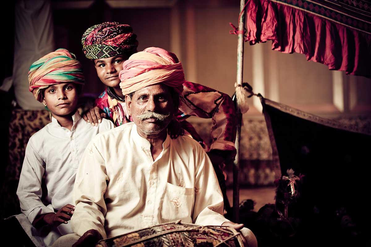 Partir en vacances en Inde pour découvrir le port du Rajput