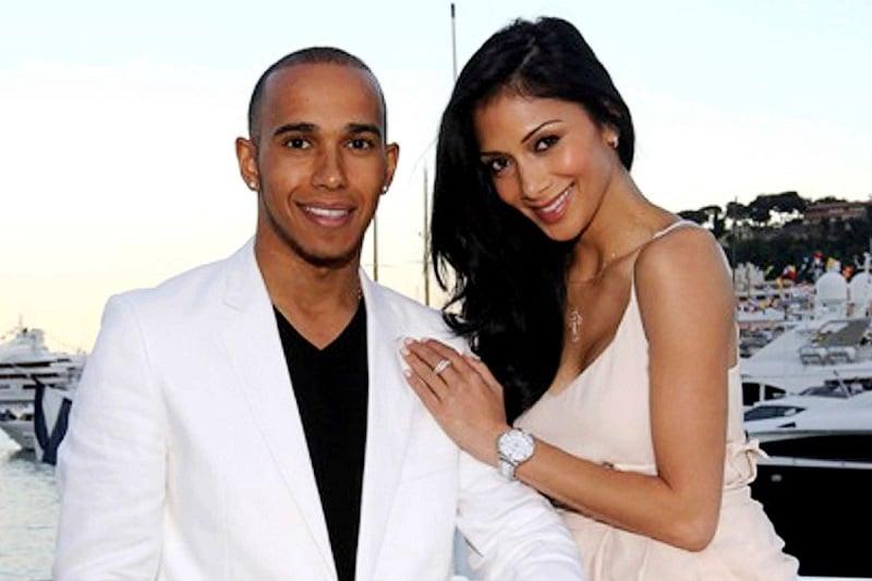 Qui est la femme de Lewis Hamilton