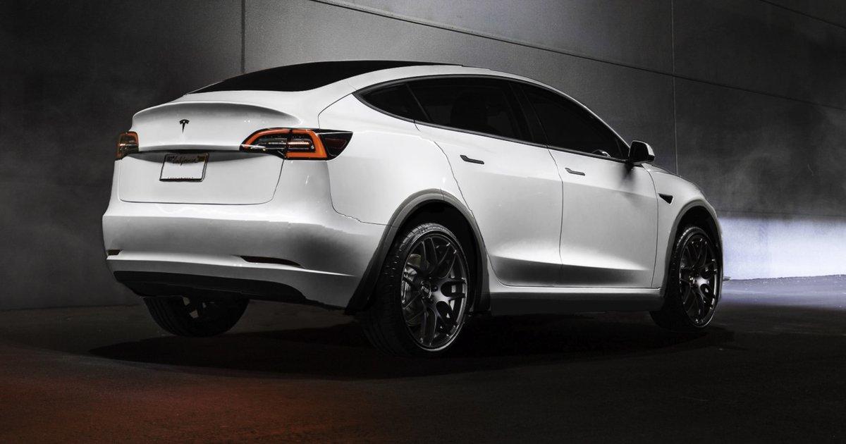 Le Tesla Model Y